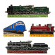 Locomotive Badges